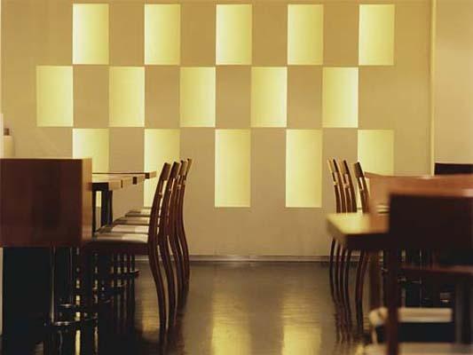 Wandgestaltung mit Lichtnischen